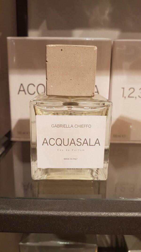 EAU DE PARFUM 100ml acquasala gabriella chieffo - Empire Gubbio