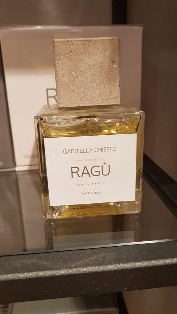 EAU DE PARFUM 100ml variazione di ragu gabriella chieffo - Empire Gubbio