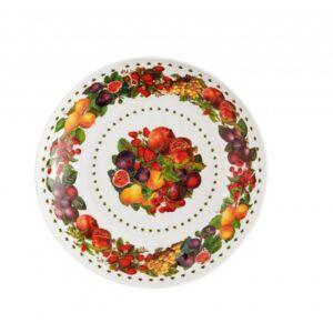 Piatto Fondo cm 21,5 in melamina 100% - Casamica Gubbio