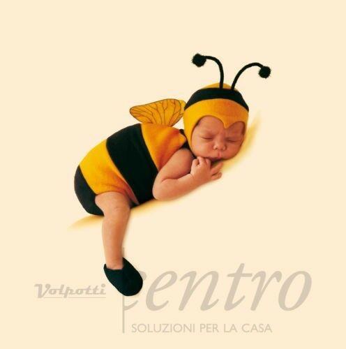 HAPPIDEA ANNE GEDDES SET TRAPUNTA SFILABILE+PARACOLPI LETTINO CAMERETTA BABY BEE - Volpotti Gubbio