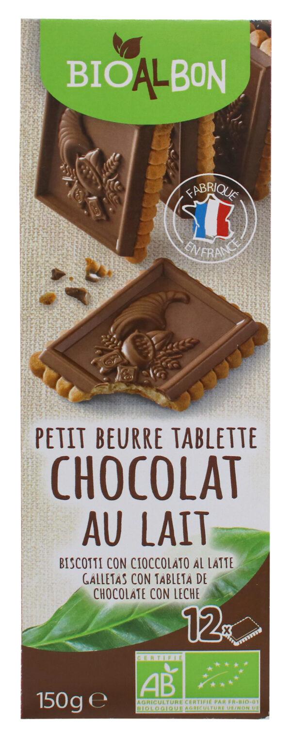 Biscotti al burro con cioccolato Angolo del Biologico Gubbio
