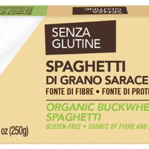 Spaghetti di Grano Saraceno 250 gr. Angolo del Biologico Gubbio