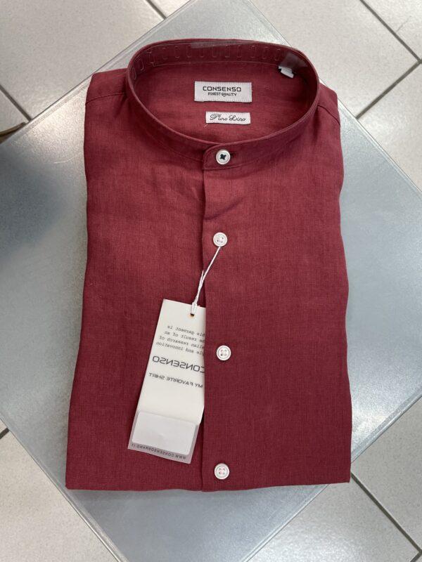 Camicia in puro LINO Emporio Emily Gubbio