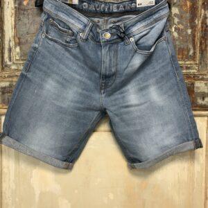 Jeans corto vita alta elasticizzato GAUDÌ Emporio Emily Gubbio