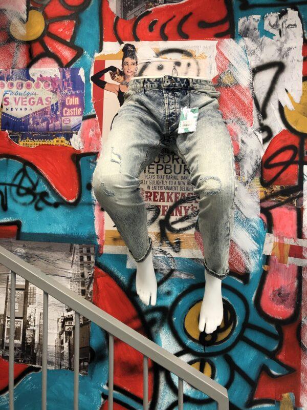 Jeans con strappi BERNA Emporio Emily Gubbio