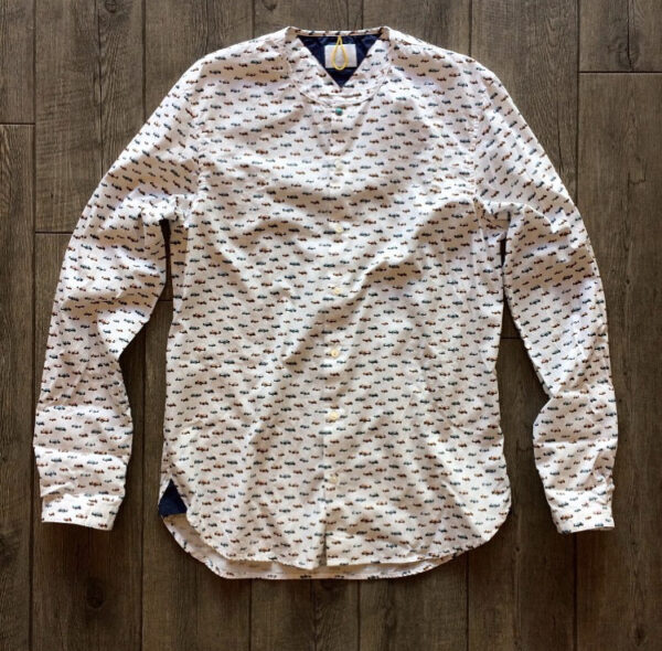 Camicia cotone BERNA Grelì Gubbio