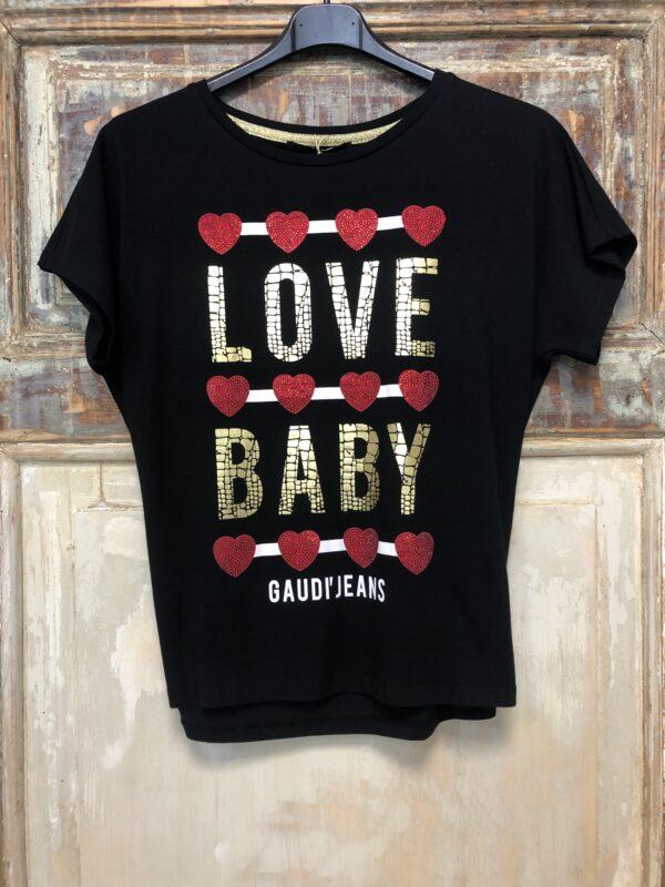 T-Shirt GAUDÌ con stampa Emporio Emily Gubbio