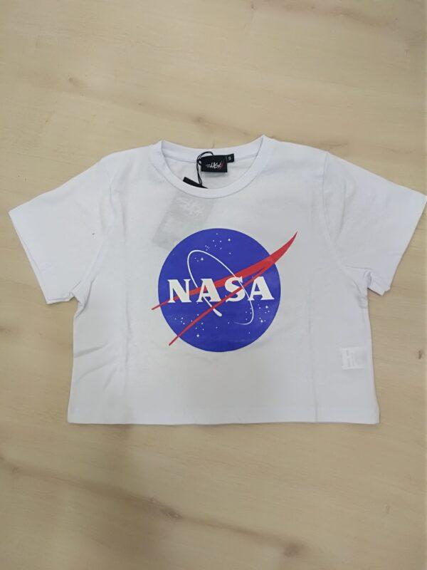 T-SHIRT RAGAZZA NASA Grelì Gubbio