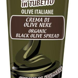 Crema di Olive nere bio Angolo del Biologico Gubbio