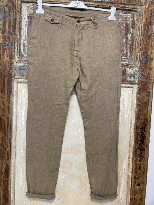 Pantalone in Lino Emporio Emily Gubbio