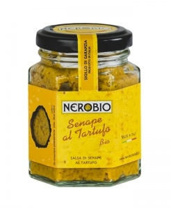 Senape al Tartufo Bio 100 g Angolo del Biologico Gubbio