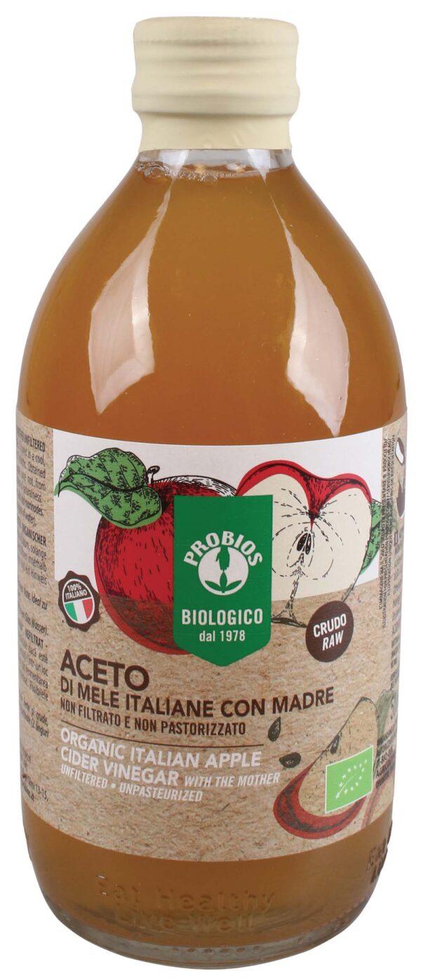 Aceto di mele italiane Angolo del Biologico Gubbio