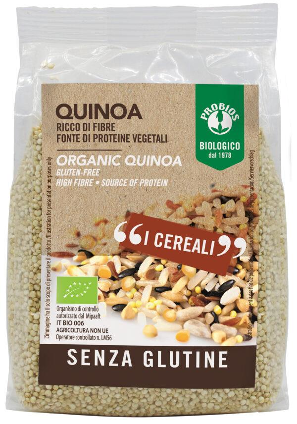 Quinoa biologica Senza Glutine 400 g Angolo del biologico Gubbio