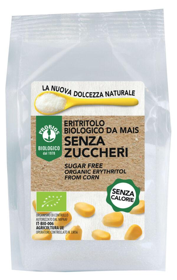 Eritritolo di mais senza zuccheri Angolo del biologico Gubbio