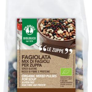 Fagionata con mix di fagioli per zuppa Angolo del biologico Gubbio